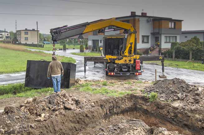 Septic Installation Contractors - GEO
