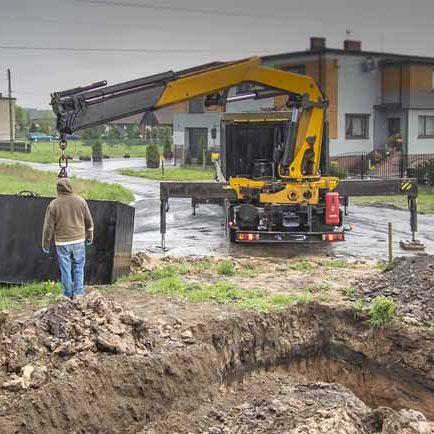 Septic Installation Contractors